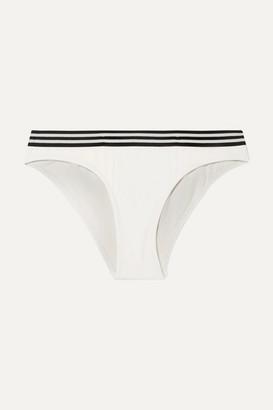 Solid & Striped Re/done The Nantucket Bikini Briefs - White