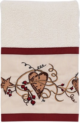 Avanti Hearts & Stars Hand Towel