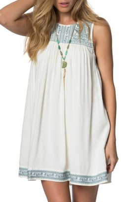Women's O'Neill Tulip Embroidered Dress $59.50 thestylecure.com