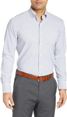 Peter Millar Captain Regular Fit Check Sport Shirt