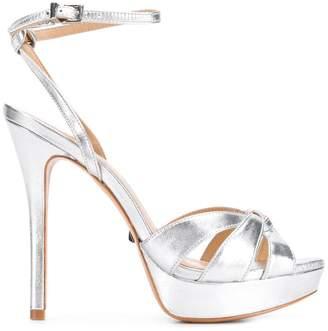 Schutz stiletto platform sandals