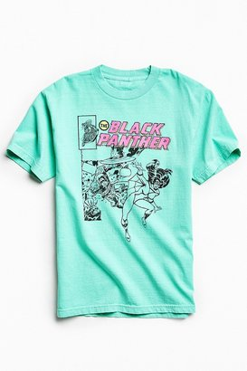 Urban Outfitters Kostas Seremetis X Marvel Black Panther Tee $34 thestylecure.com