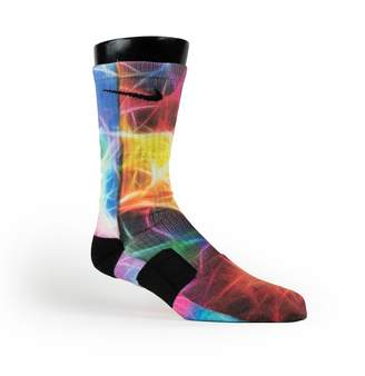 Nike HoopSwagg Neuron Magic Custom Elite Socks