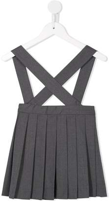 Bonpoint Favorite dungaree skirt
