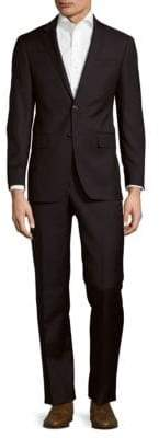Todd Snyder Mayfair Modern Fit Checked Wool Suit
