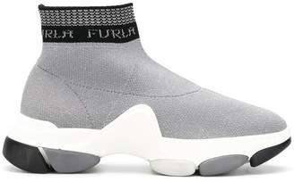Furla sock shaped sneakers