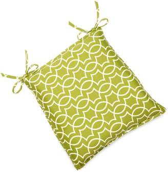 Edie Inc. Geo Trellis Indoor Outdoor Seat Pad