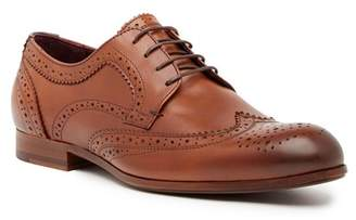 Ted Baker Granet Leather Wingtip Derby