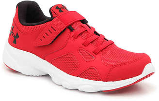 Under Armour BPS Pace Toddler & Youth Sneaker - Boy's