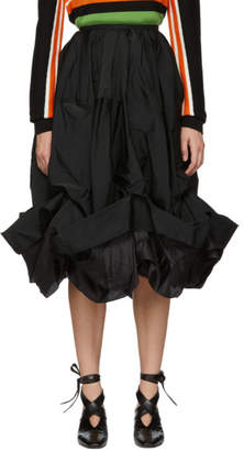 J.W.Anderson Black Balloon Skirt