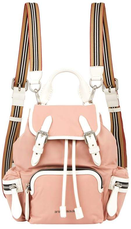 7a7515820e35 Burberry Small Buckled Cross Body Rucksack - ShopStyle Backpacks