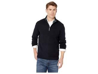 Ted Baker Lohas Long Sleeve 1/2 Zip Funnel Neck Sweater