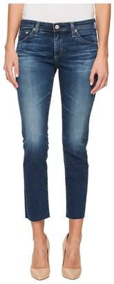 AG Adriano Goldschmied Stilt Crop in 5 Years Indigo Avenue Women's Jeans