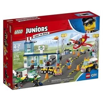 Lego Juniors City Central Airport - 10764