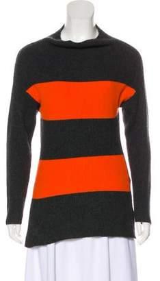 Neiman Marcus Cashmere Medium-Weight Sweater