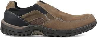 Nunn Bush Quest Moc-Toe Leather Suede Sneakers