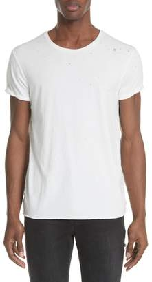 Ksubi Kodeine Crewneck T-Shirt