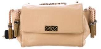 Chloé Petite Leather Tassel Bag