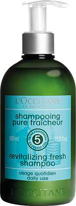 L'Occitane Aromachologie Revitalizing Fresh Shampoo 500ml