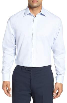 Nordstrom Tech-Smart Traditional Fit Stripe Stretch Dress Shirt