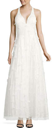 BLU SAGE Blu Sage Sleeveless Ball Gown-Juniors