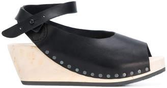 Trippen platform sandals