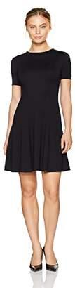 Ellen Tracy Women's Size Seamed Knit Dress