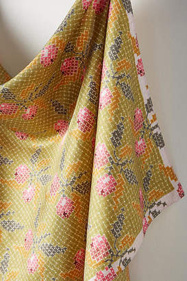 Epice Floret Silk Kerchief Scarf