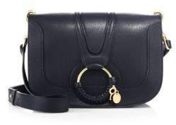 See by Chloe Hana Medium Goatskin Leather Crossbody Bag $475 thestylecure.com