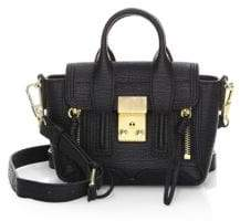 3.1 Phillip Lim Pashli Nano Leather Satchel