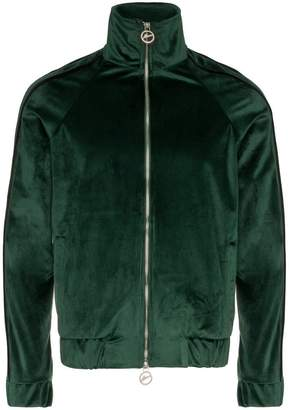 Prevu grove court velour jacket