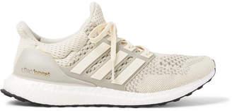 adidas Ultraboost Ltd Rubber-Trimmed Primeknit Sneakers