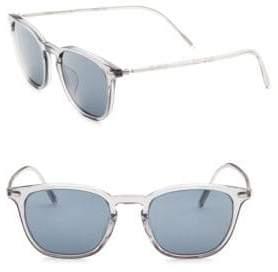 Oliver Peoples 51MM Wayfarer Sunglasses