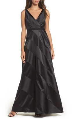 Women's Adrianna Papell A-Line Gown $219 thestylecure.com