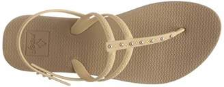 Reef Women's Escape LUX T Stud Flip-Flop