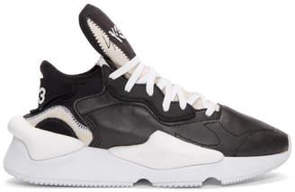 Y-3 Black Kaiwa Sneakers