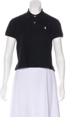 Polo Ralph Lauren Short Sleeve Button-Up Top w/ Tags