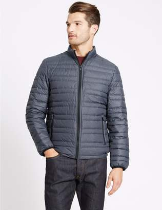 Marks and Spencer Down & Feather Jacket with Stormwear