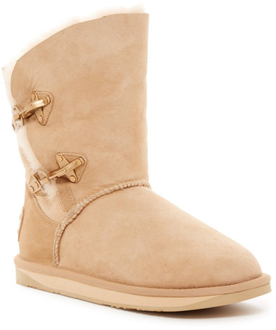 Australia Luxe Collective Australia Luxe Collective Renegade Genuine Shearling Lined Boot