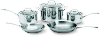 Calphalon Tri-Ply Stainless Steel 8 Piece Cookware Set