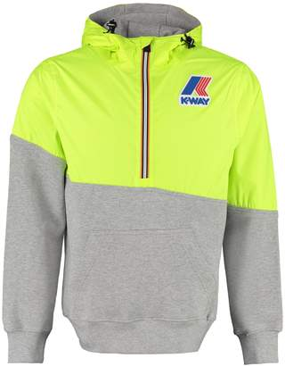 K-Way K Way Remix Claude Demi Hooded Windbreaker