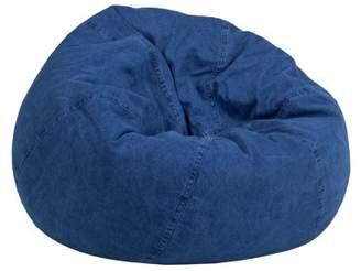 Flash Furniture Small Kids Bean Bag Chair, Multiple Colors