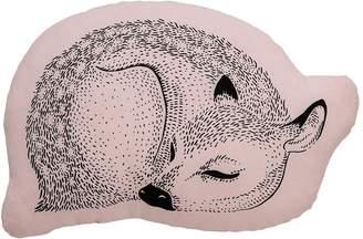 Bloomingville Mini Sleeping Deer Fabric Pillow