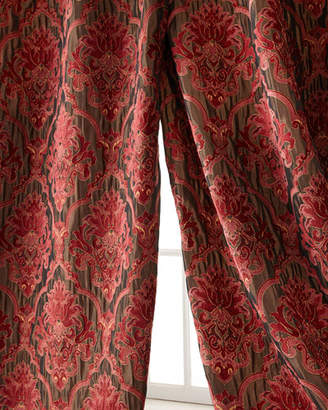 """Isabella Collection by Kathy Fielder Each Maria Christina Curtain, 108""""L"""