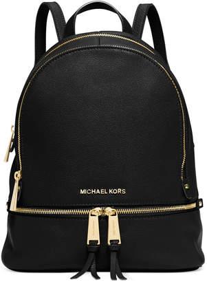 Michael Kors MICHAEL Rhea Zip Small Backpack
