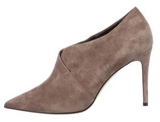 M.Gemi M. Gemi Suede Ankle Booties