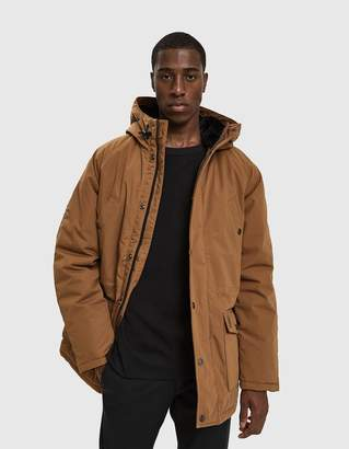 Carhartt Wip Trapper Parka in Hamilton Brown / Black