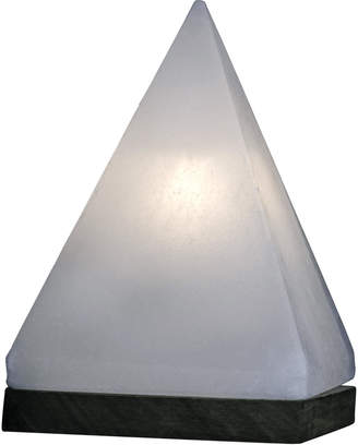 So Well Fair Trade Zen Pyramid Himalayan Crystal Salt Lamp
