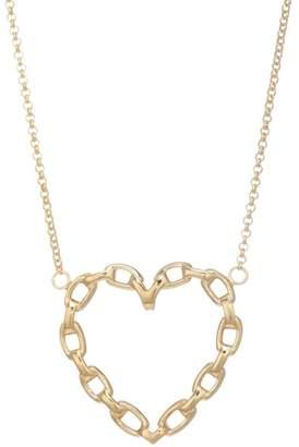 Jennifer Zeuner Jewelry Sterling Silver Necklace