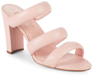 AVEC LES FILLES Mara Leather Sandal